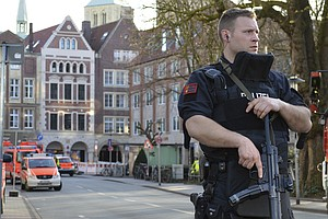 2 Dead After Car Drives Into Crowd In Germany