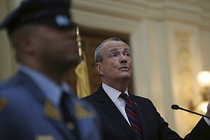 New Jersey Governor Signs 'Name And Shame' Order On Gun Data