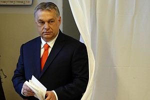 Hungary's Viktor Orbán Sweeps To Re-Election, Securing Po...