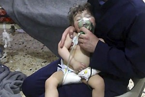 Syrian Government Accused Of Killing Dozens In Chemical A...