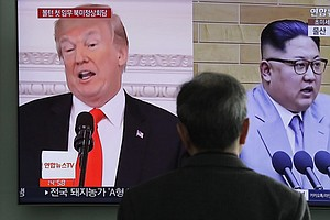North Korea Ready To Talk About Denuclearization, U.S. Of...