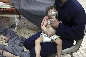 Children Face The Greatest Danger From Chemical Weapons