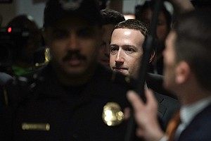 The Rise — And Stall — Of Facebook Founder Mark Zuckerberg