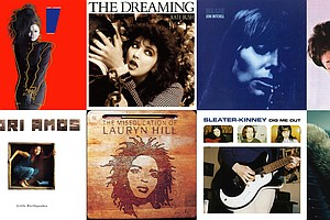 Turning The Tables: The 150 Greatest Albums Made By Women...