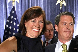 Wendy Vitter, Wife Of 'D.C. Madam' Senator, Faces Thorny ...