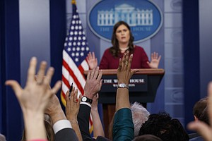 White House: Mueller Is Overreaching And Trump Has The Po...