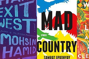 Mohsin Hamid's 'Exit West' Wins First-Ever Aspen Words Li...