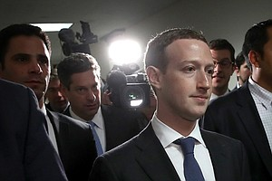 Facebook In Congress: What To Expect When Zuckerberg Goes...