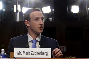 Mark Zuckerberg Tells Senate: Election Security Is An 'Ar...