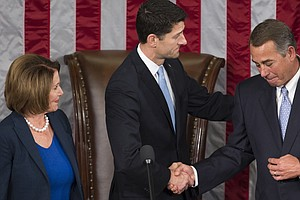 Ryan's Speakership Makes 7 In A Row Ending In Frustration...