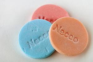 NECCO-Mania: Fans Stock Up On Chalky Wafers In Case Candy...