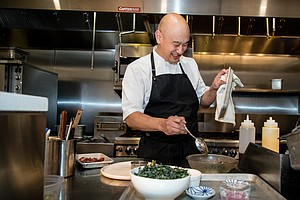 For One Fine-Dining Chef, Cutting Food Waste Saves The Pl...