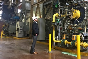In North Carolina, Hog Waste Is Becoming A Streamlined Fuel Source