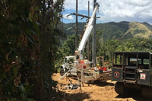 A Tree Falls In Puerto Rico, And 840,000 Customers Lose P...