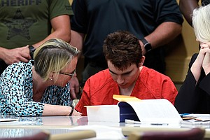 Parkland Gunman Says He Wants Inheritance To Go To Victim...