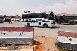 Chemical Weapons Team Is On Its Way To Syria, Watchdog Gr...