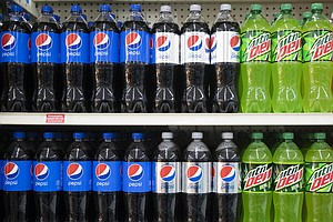 Philadelphians Drink Less Sugary Soda, More Water, After Tax