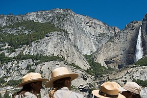 National Park Service To 'Modestly' Raise Entrance Fees I...