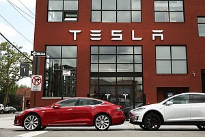 NTSB: Tesla Booted From Crash Investigation For Not Follo...
