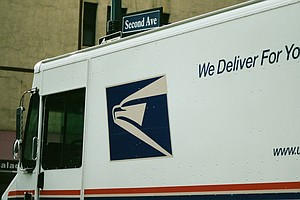 Trump Issues Order To Review Postal Service Finances Amid...