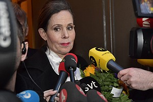 Head Of Swedish Academy Steps Down Over Handling Of Sex A...