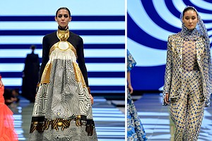 Saudi Arabia's First Arab Fashion Week Kicks Off, Beyond ...