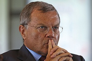 Martin Sorrell Steps Down As CEO Of World's Largest Ad Co...