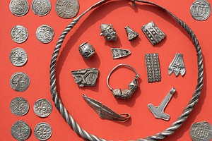 Amateur Archaeologist And 13-Year-Old Student Discover Trove Tied To Danish King