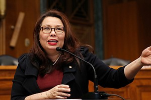 After Lawmaker Gives Birth, Senate Poised To Allow Infant...