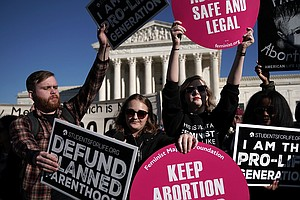 Young People More Likely To Shift Toward Supporting Abort...