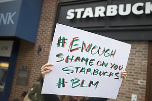 Starbucks Closing 8,000 Stores For An Afternoon, For Raci...