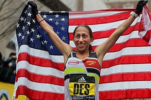 Runner Tells Herself 'Just Show Up For One More Mile' — A...