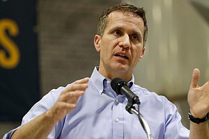 Missouri Governor Accused Of New Felony, After Allegation...