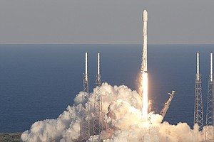 SpaceX Launches NASA Satellite To Search For Alien Worlds