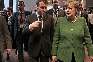 France's Macron Likely To Meet Resistance From Merkel On ...