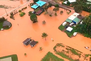 Kauai Struggles With Severe Flooding, As More Rain Is In ...