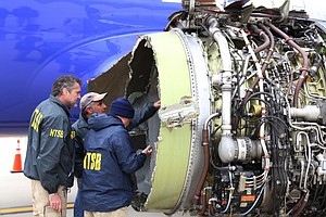 FAA Orders Inspections Of Engine Type That Blew Apart On ...