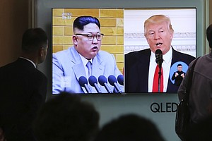 Trump: North Korea's Suspension Of Nuclear Tests Shows 'P...