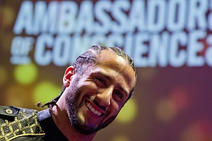Amnesty International Names Kaepernick Its Ambassador Of ...