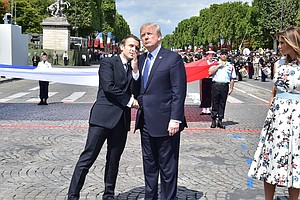 'A Close Personal Relationship' Under Pressure As Trump H...