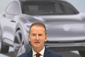 After Diesel Scandal, VW Turns To New Leadership And Electric Cars