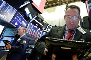 Interest Rate Rise Unsettles Stock Investors; Dow Falls 4...