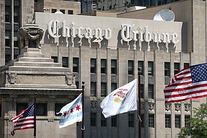 Newsroom To 'Chicago Tribune': With 85 Percent Backing, W...