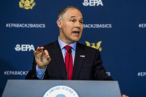 Pruitt Proposes New Rule Defining What Science Can Be Use...