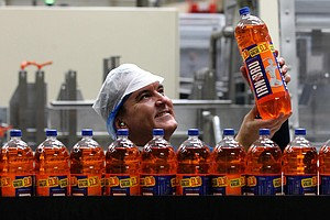 Och, No! Some Scots Cry As Their Beloved Soda Gets A Less...