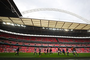 Fancy An American Football Match? NFL Owner Bids For London's Wembley Stadium