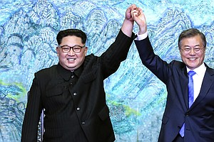 In South Korea, Summit With North Korea Is Greeted With H...