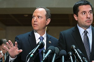 The Russia Investigations: The House Intel Committee Duel...
