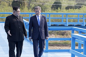 Kim Jong Un Pledges To Shut Down Main Nuclear Test Site I...