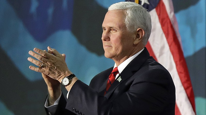 In early August Vice President Mike Pence promoted the president's newly rele...